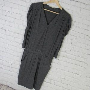 Sandro Dress Womens Size 2 Gray